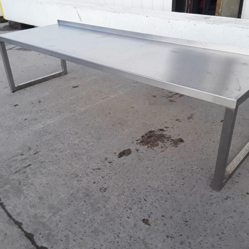 Used Stainless Steel Gantry Shelf (10100) – Bridgwater, Somerset