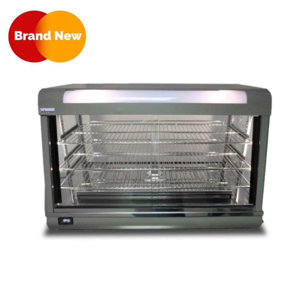 Brand New Food Warmer Display Cabinet INFW660 (Ref: RHC4229) – Warrington, Cheshire