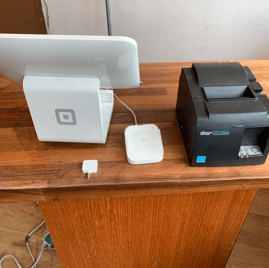 Square POS Kit – Kent