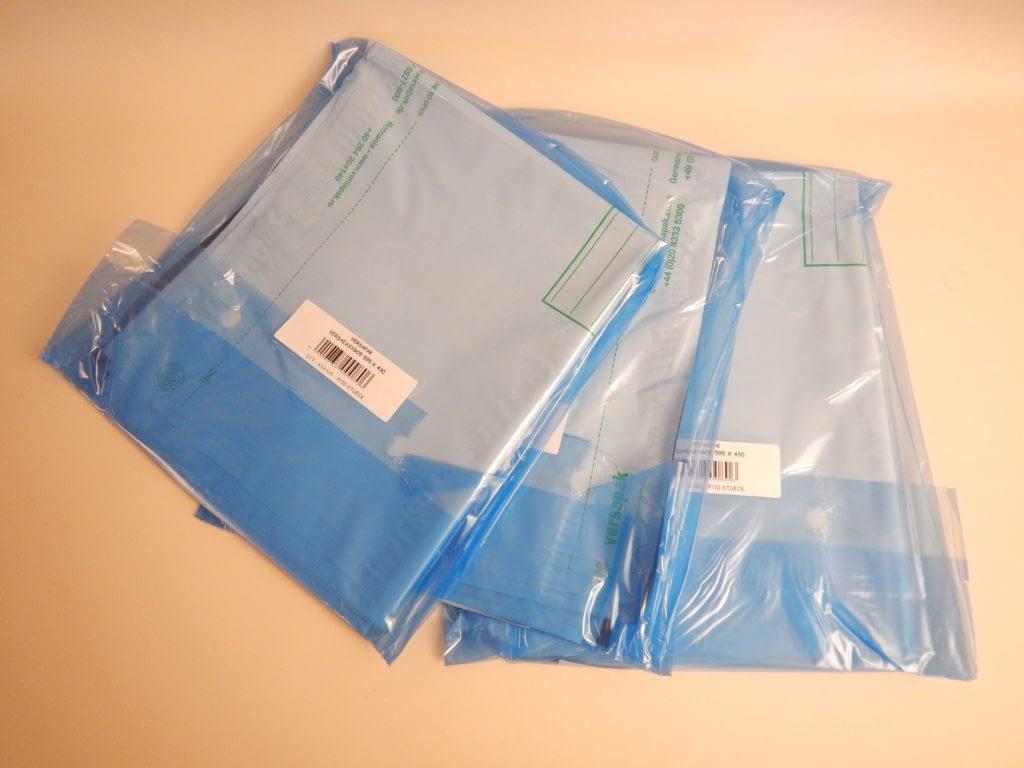 Versapak Versa EasyGO Extra Strong Opaque Mailers 595x430mm, Pks of 10 – FREE POSTAGE