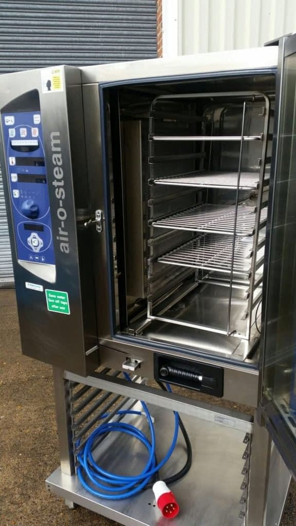 Electrolux Air O Steam 10 Grid Three Phase Electric Combi Oven. Fully Serviced – Kent