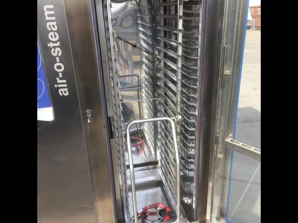 Electrolux Air O Steam 20 Grid Combi Oven – Kent
