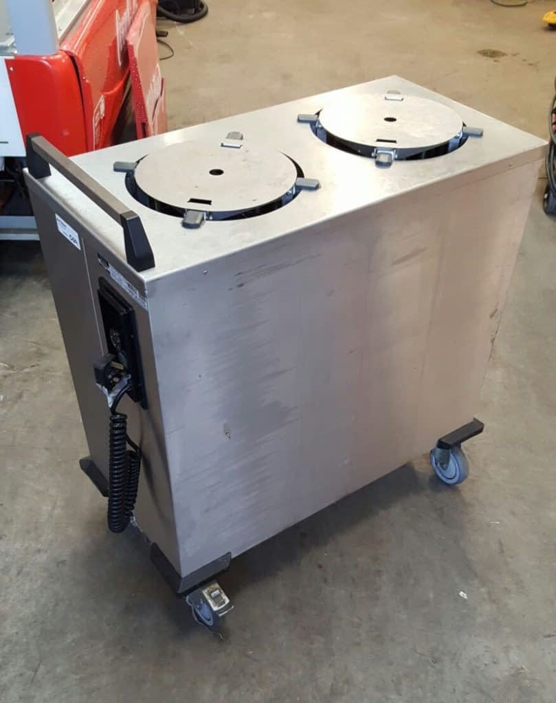 Heated Plate Warmer – London